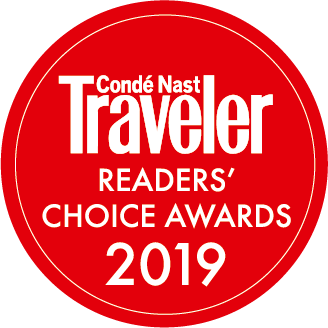2018 Conde Nast Traveler Readers Choice Awards